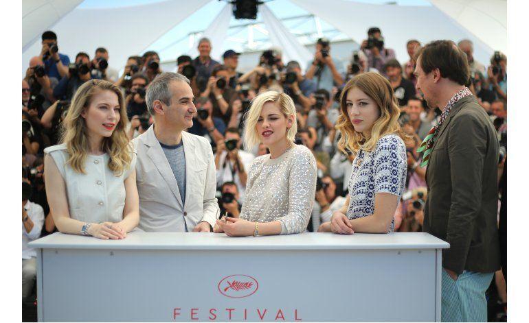 Cannes: Abucheos y elogios para nueva cinta de Stewart