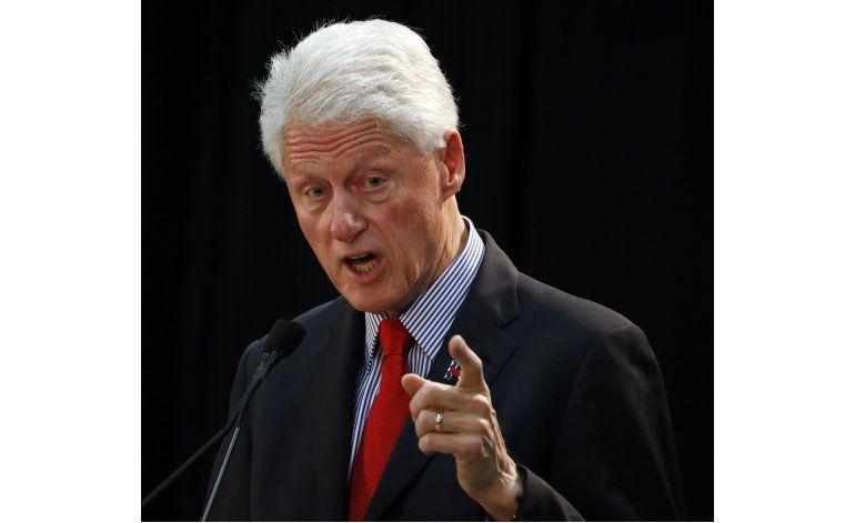 Bill Clinton hace campaña por Hillary en Puerto Rico