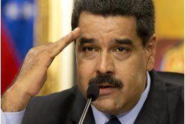 nicolas maduro prometio carcel para los diputados opositores que segun el estan involucrados en una conspiracion