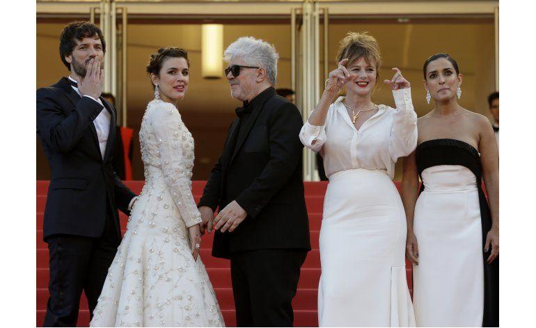 Cannes: Almodóvar responde preguntas sobre Papeles de Panamá
