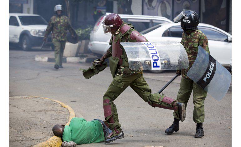 Kenia: Violencia policiaca causa indignación internacional