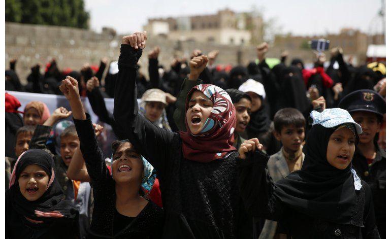 ONU: 7,6 millones de yemeníes a un paso de la inanición