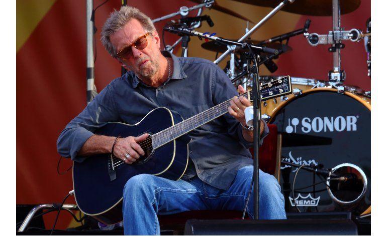 Eric Clapton mira al pasado para nuevo álbum