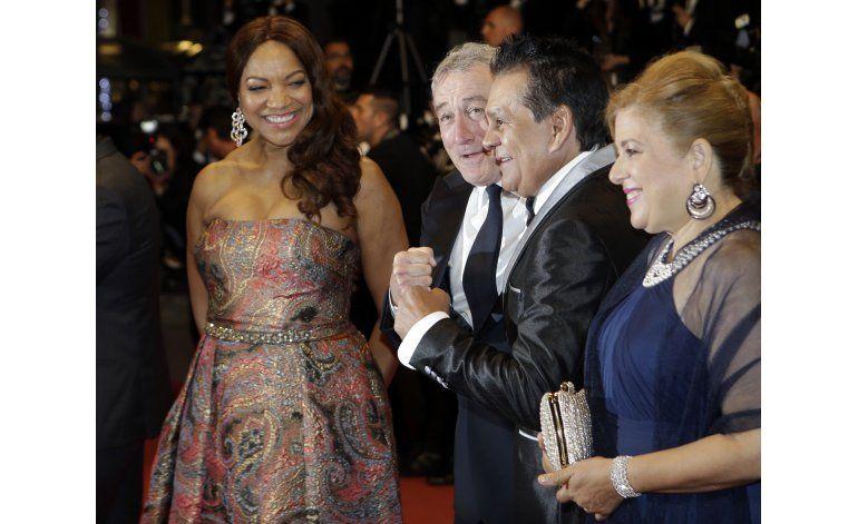 De Niro regresa al cuadrilátero, pero sin guantes