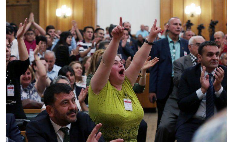 Avanza en Turquía medida para cancelar inmunidad legislativa