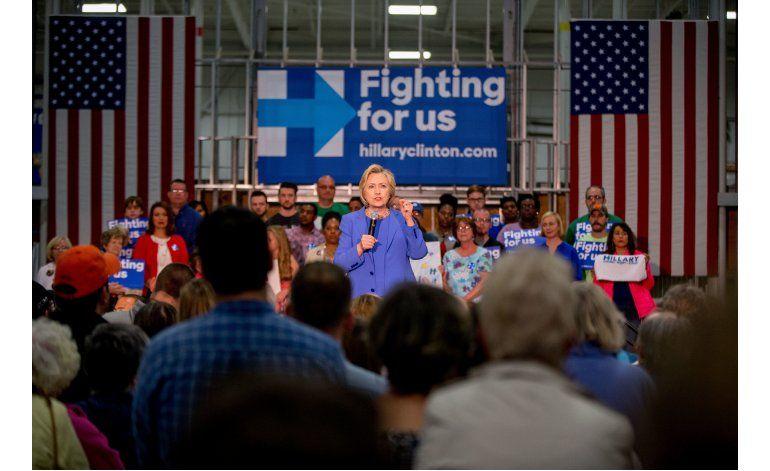 Clinton y Sanders, igualados en Kentucky, Trump gana Oregon