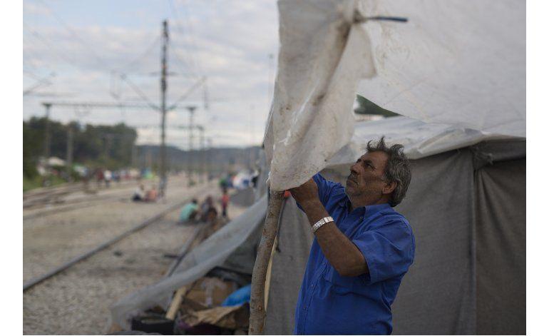 ACNUR pide ayuda al sector privado para financiar albergues