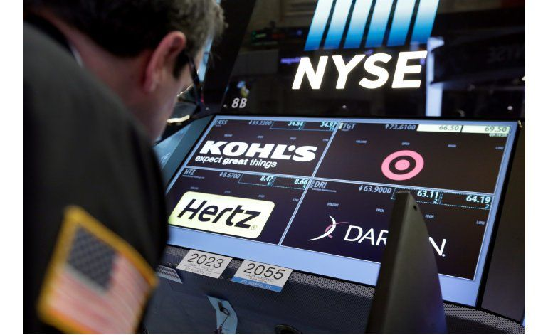 Wall Street registra un cierre mixto