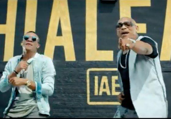 Gente de Zona dona veinte mil dólares en instrumentos a escuela de Miami