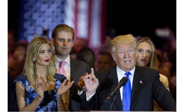 Ivanka Trump: Mi padre no es de los que toquetean mujeres