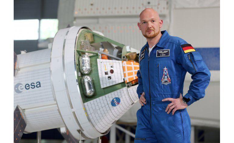 Marte está al alcance, dice astronauta alemán