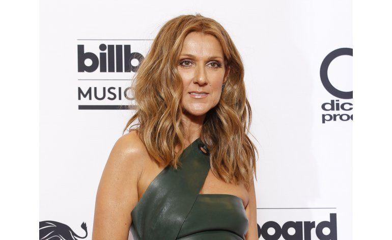 Celine Dion se abre sobre la muerte de su marido
