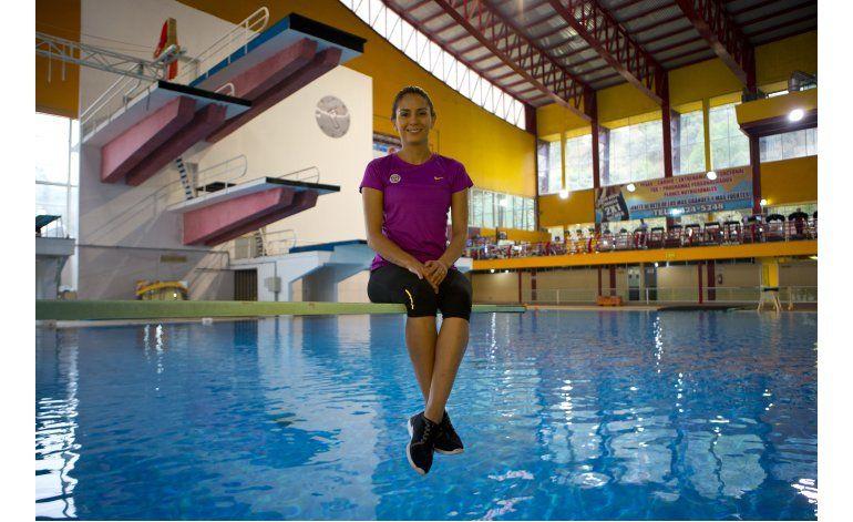 Espinosa va por otra medalla a Olímpicos