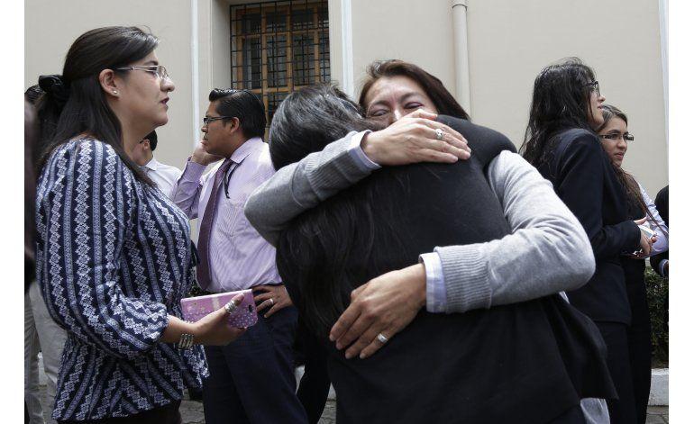 Nuevo sismo de 6,8 sacude Ecuador mes después de terremoto