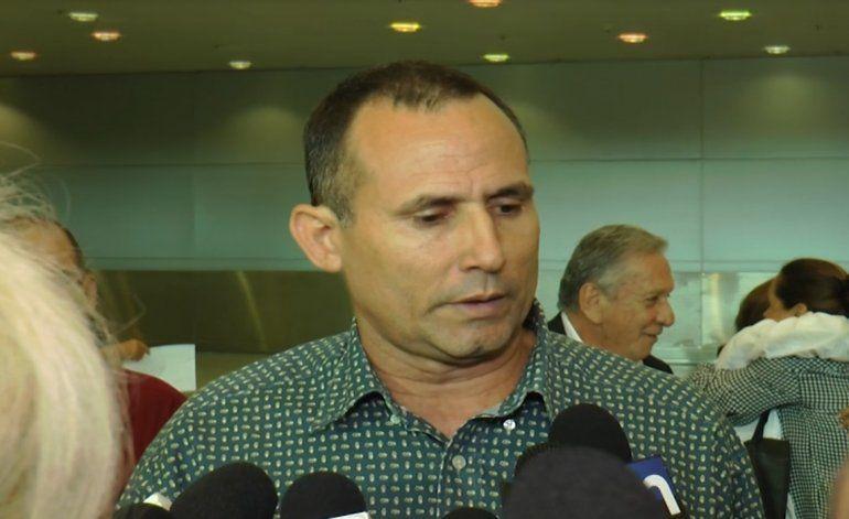 Llega a Miami José Daniel Ferrer, líder de UNPACU