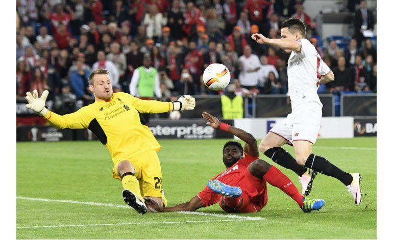 Sevilla gana la Liga Europa por tercera temporada al hilo