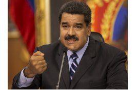 nicolas maduro amenaza con disolver el parlamento venezolano de mayoria opositora
