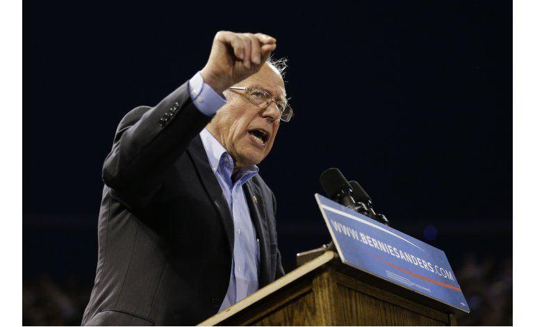 Bernie Sanders parece contar con un aliado insólito: Trump