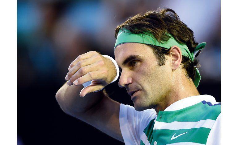 Roger Federer se retira del Abierto de Francia