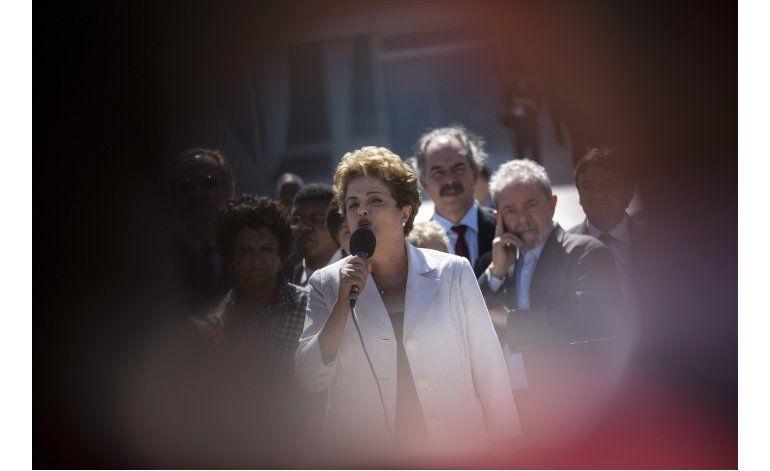 Rousseff luchará contra destitución, pero con pocas opciones