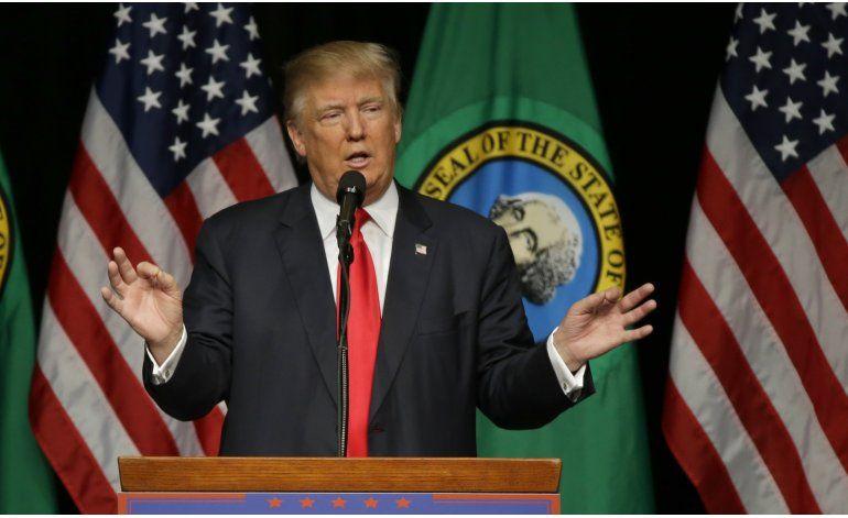 Trump hará campaña en el estado más hispano del país