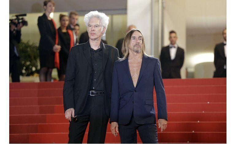 Iggy Pop se dice libre de drogas en Cannes