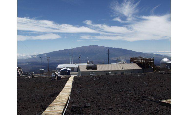 Dióxido de carbono llega a niveles récord debido a El Niño
