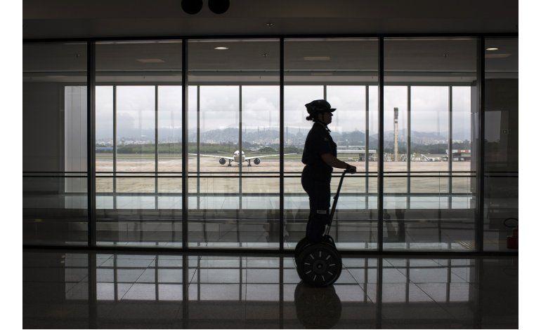 Jefe de seguridad: Que soldados comiencen a vigilar Río
