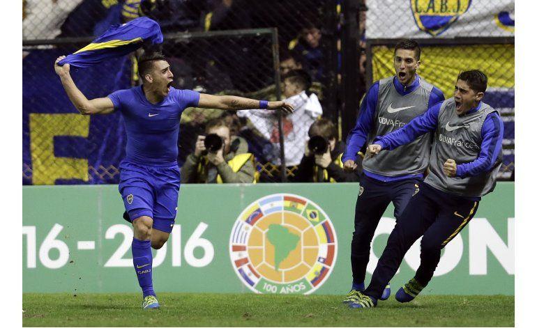 Boca a semifinales tras vencer a Nacional por penales