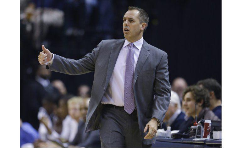 Fuente AP: Frank Vogel será el nuevo entrenador de Orlando