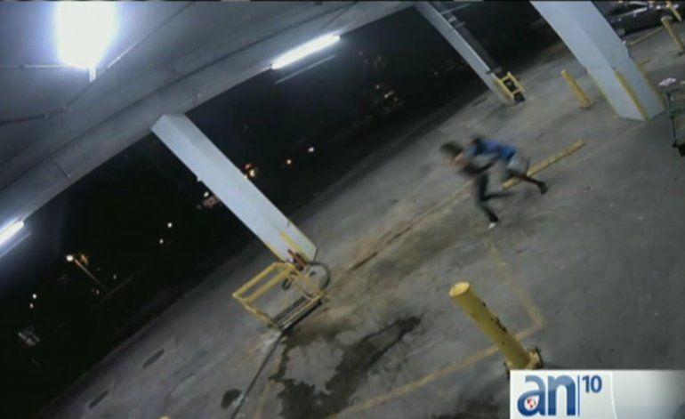 Una mujer es asaltada en un lujoso edificio de Miami