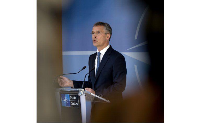 Jefe OTAN: Amplio acuerdo para pedir reunión con Rusia