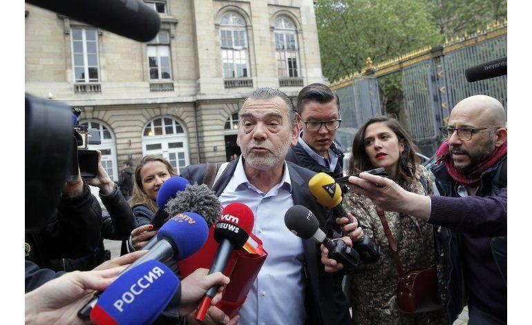 Acusado de ataques en París rechaza declarar ante jueces