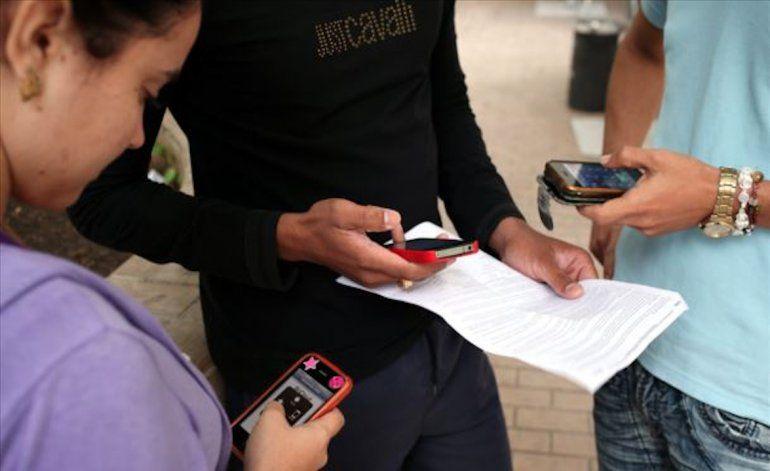 ETECSA a la caza de teléfonos celulares robados