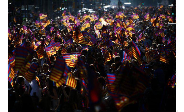 Copa del Rey: Juez español permite banderas independentistas