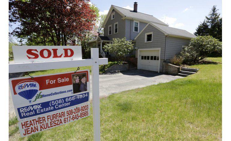 Aumenta venta de viviendas en EEUU