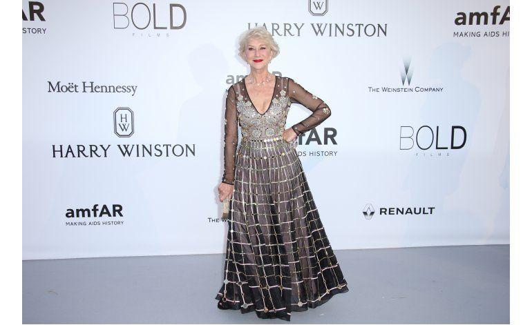 Gala amfAR: estrellas reunidas contra el sida en Cannes