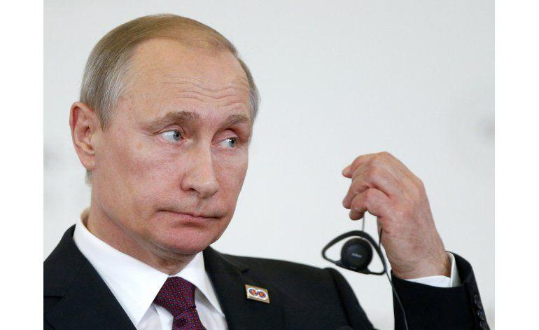 Putin elogia investigación de AMA sobre Sochi