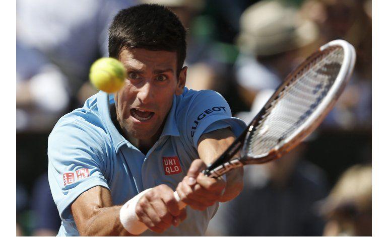 Djokovic y Nadal podrían chocar en semifinales en Francia