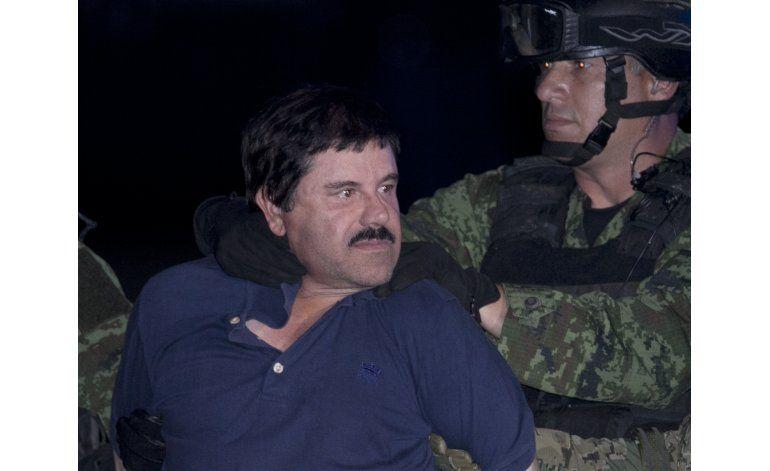 México concede extradición de El Chapo a EEUU