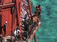 balseros cubanos del faro se van a australia