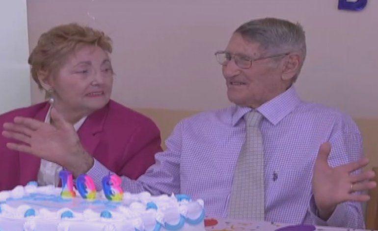 Camagüeyano residente en Miami celebra su 106 cumpleaños