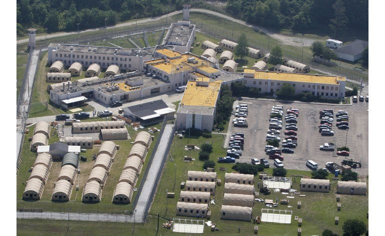 Juez sopesa aire acondicionado para reos en Louisiana