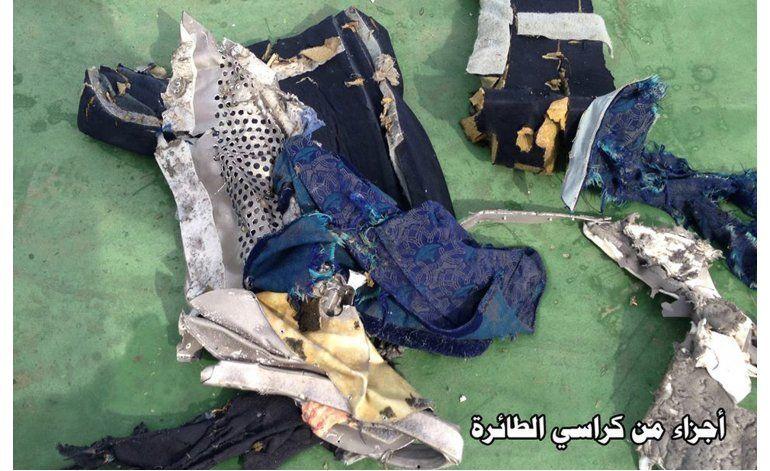 LO ULTIMO: Difunden primer audio del vuelo 804 de EgyptAir