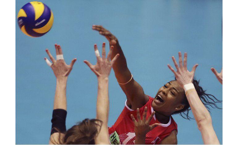 Peruanas quedan fuera del voleibol olímpico