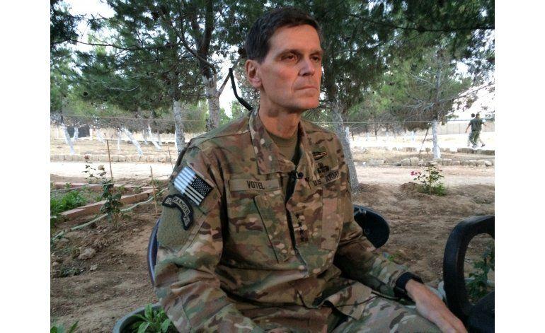 Comandante de EEUU de alto rango hace visita secreta a Siria