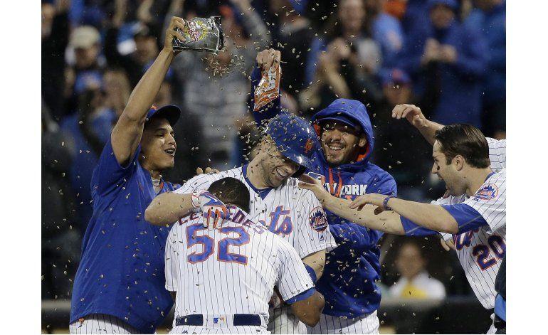 Sencillo de Wright en la novena le da el triunfo a Mets
