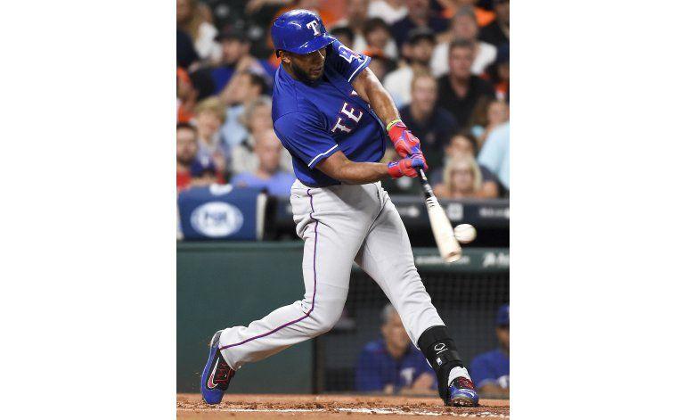 Andrus y Ramos encaminan a Rangers al triunfo sobre Astros