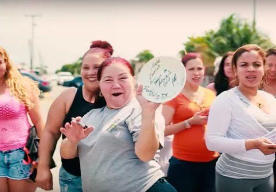 Making of del último vídeo de Gente de Zona Algo Contigo en Hialeah