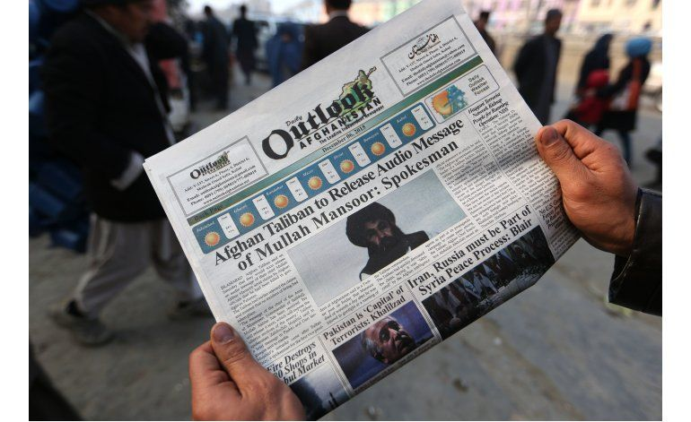 Pentágono: EEUU atacó a líder Talibán Mullah Mansour